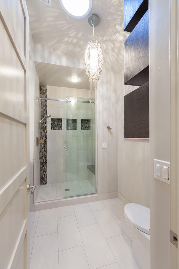 Game room and theater room remodel within southern for Bathroom remodel henderson nv