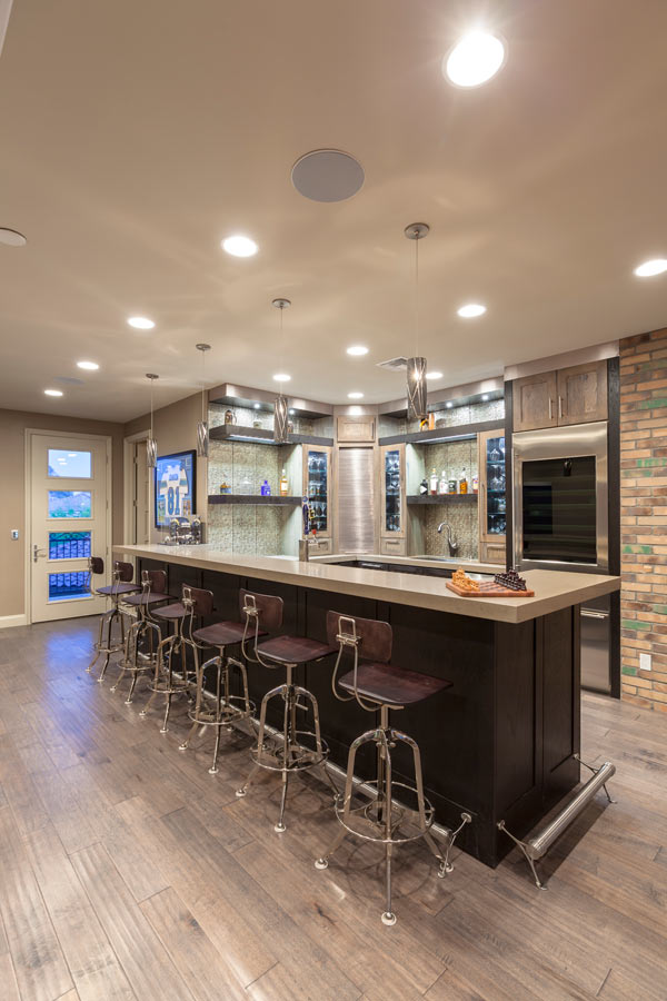 Luxury Home Bar