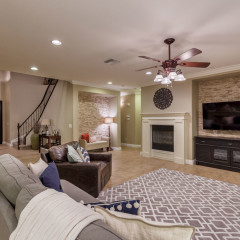 Granite Ridge Bonus Room Remodel