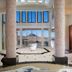 Custom Home Built at Lake Las Vegas